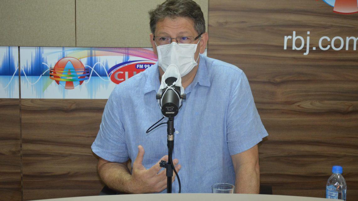 Daniel Langaro abre série de entrevistas com candidatos a prefeito de Palmas