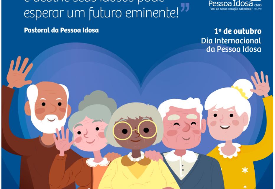 1º de outubro – Dia Internacional da Pessoa Idosa