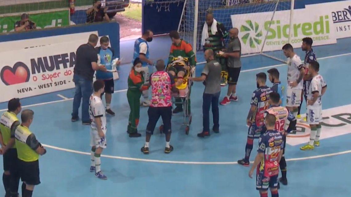 Marreco usa time alternativo e empata com o Cascavel pela Liga Paraná