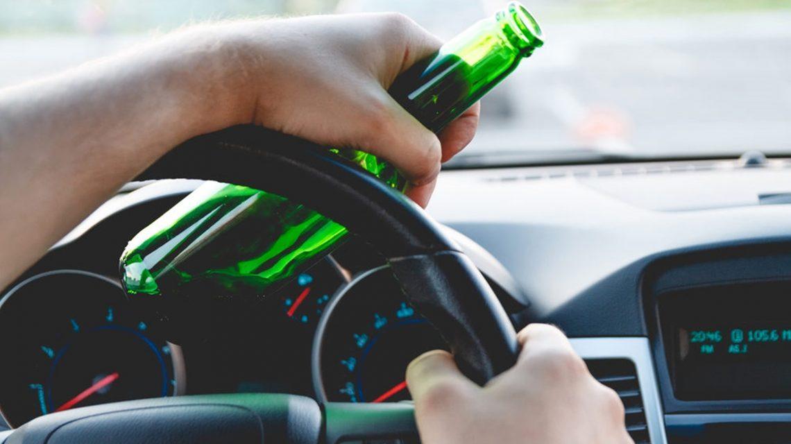 Motorista bêbado é preso em Chopinzinho