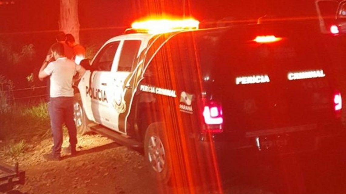 Polícia Civil prende segundo envolvido em crime de latrocínio registrado em Candói