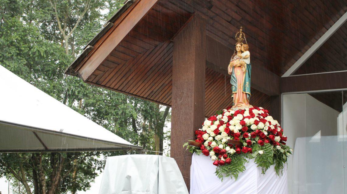 Cruzeiro do Iguaçu realiza Romaria de Nossa Senhora da Saúde