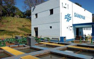 Sanepar reestabelece abastecimento de água após queima de motor na captação