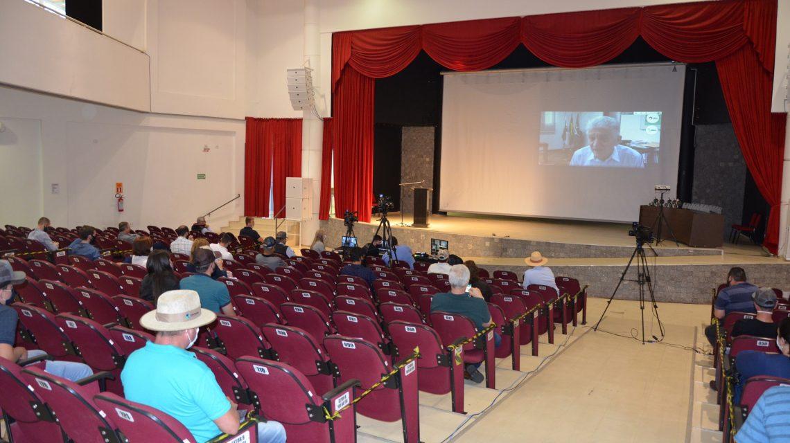 IDR-Paraná premia produtores no 2º Torneio de Silagem