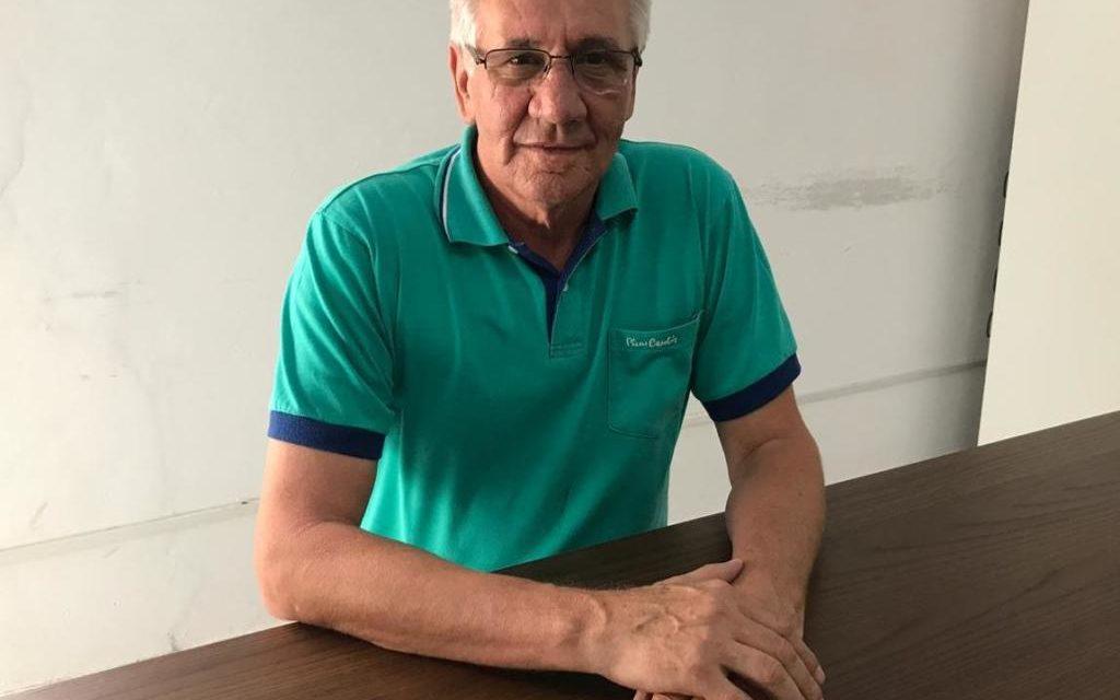 Secretário de esportes de Francisco Beltrão está internado no Hospital Regional com covid-19