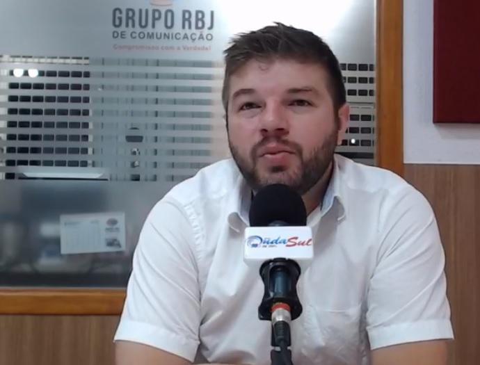 Minha eleição deve-se 50% a meu pai, diz Pedro Tufão Filho