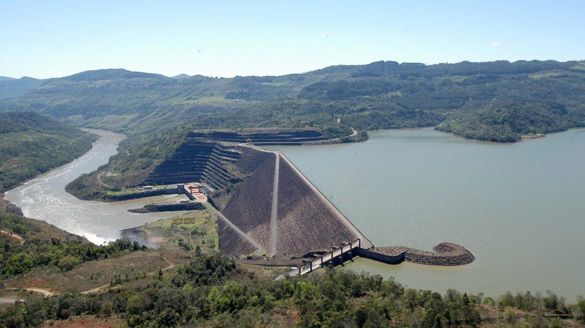 Usina de Foz do Areia recebe investimentos de R$ 150 mil para modernização