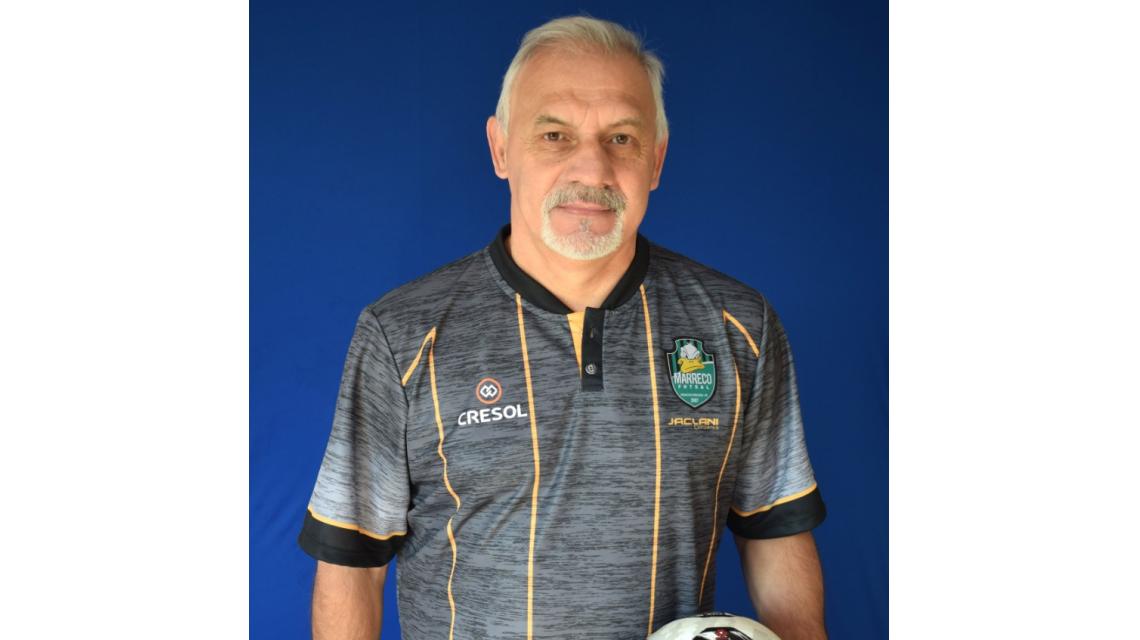 Serginho Schiochet renova com o Marreco Futsal