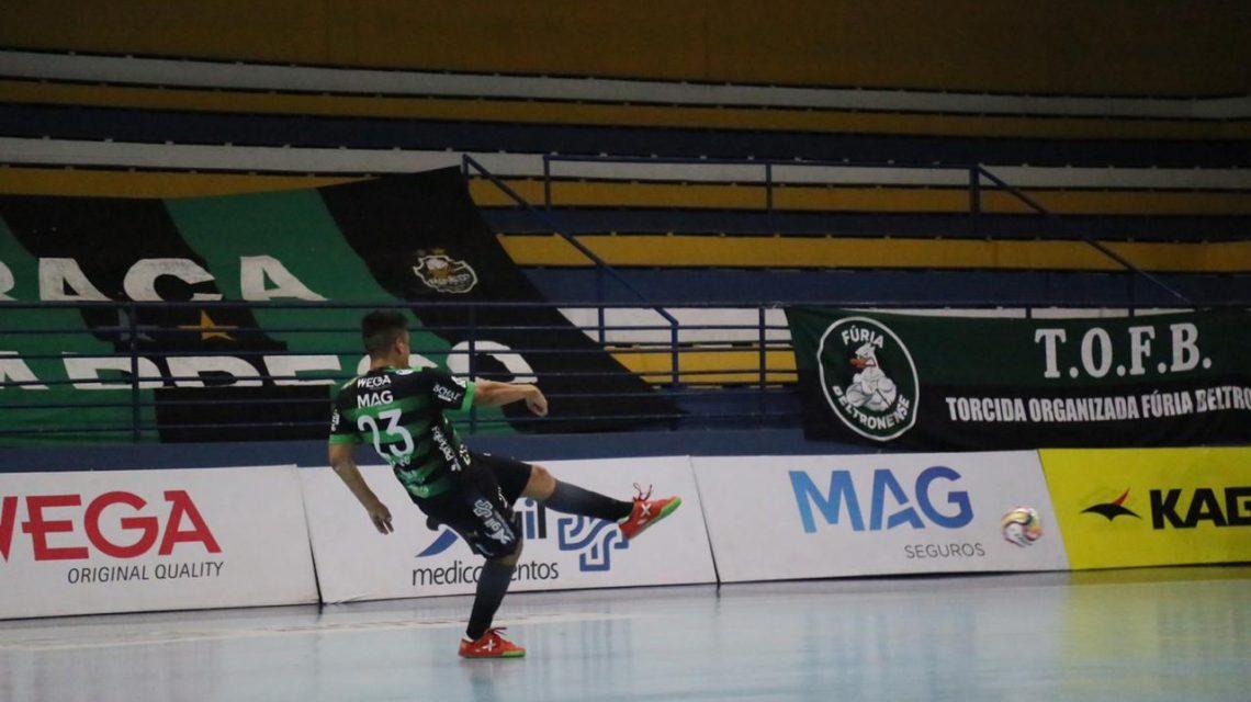 Marreco vence o Campo Mourão e se classifica na Liga Paraná
