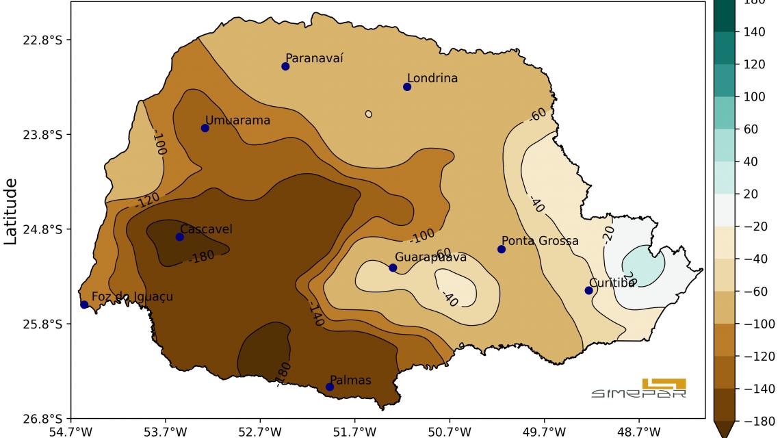 Palmas sofreu com pouca chuva e temperaturas elevadas em outubro