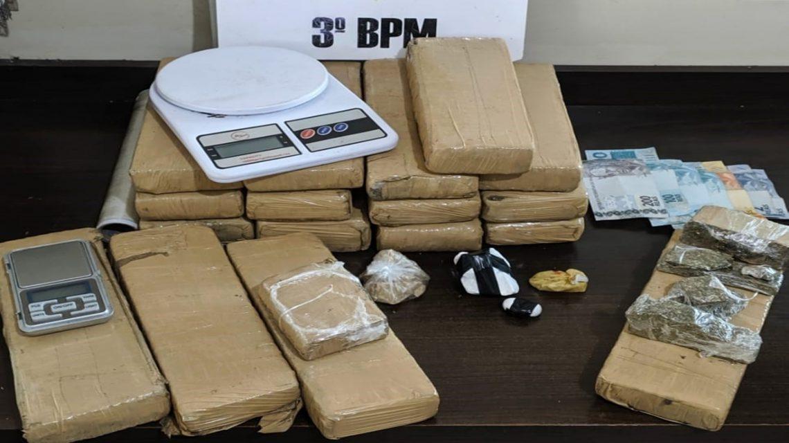 Nove pessoas são detidas por tráfico de drogas em Pato Branco