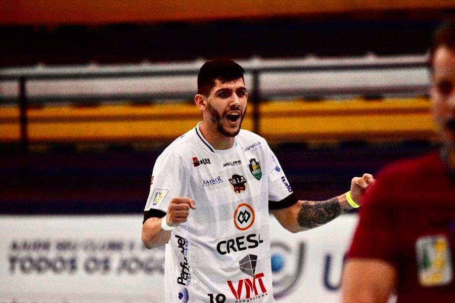 Marreco goleia o Toledo pela Liga Paraná