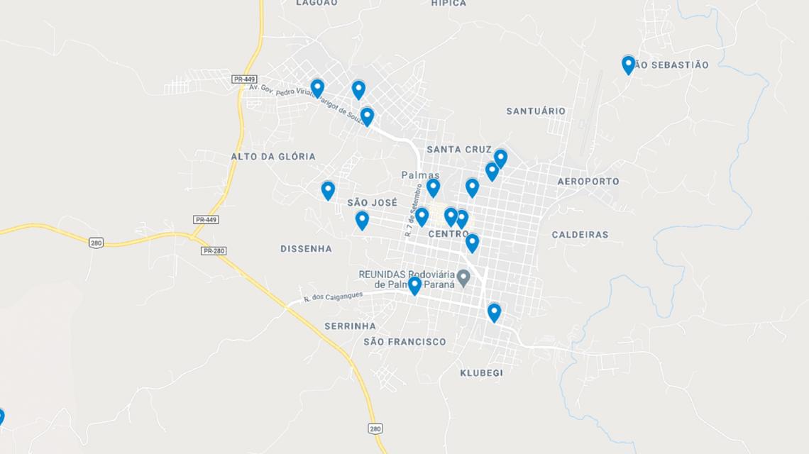 Colégios do Lagoão reúnem quase 30% dos eleitores de Palmas
