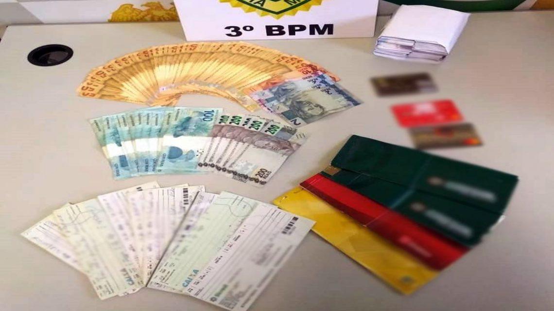 Mais de R$ 19 mil são apreendidos durante o pleito eleitoral no Sudoeste