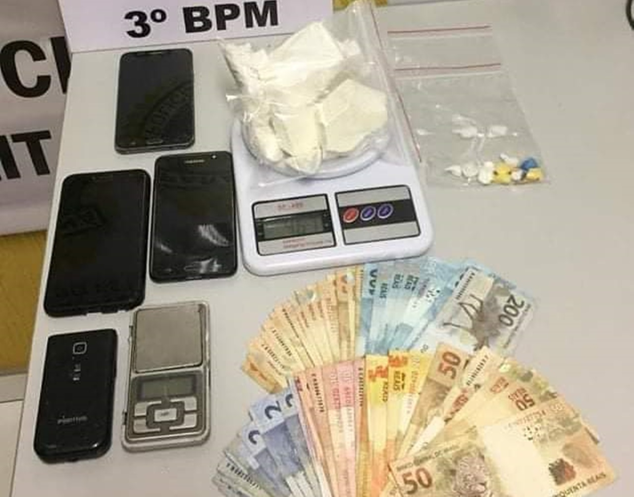 Tráfico de drogas.